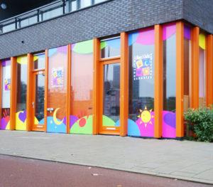 Tint Totaal Raamfolie Amsterdam