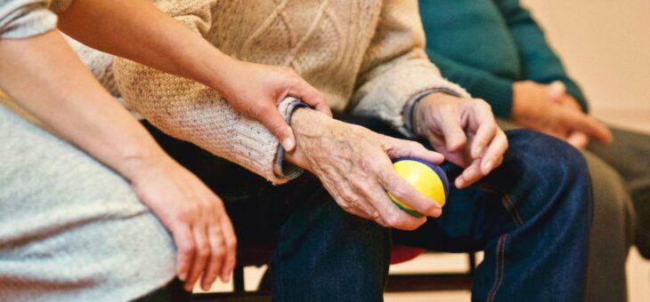 Een Helping Hand helpt bij het ouder worden